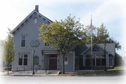 Dryden Township Library Logo